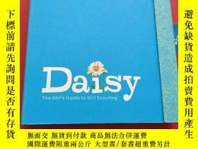 二手書博民逛書店girl罕見scouts 【Daisy The Girls Guide to Girl Scouting 少女童子