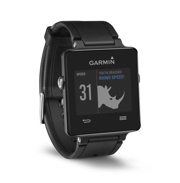 Garmin vívoactive™ GPS 智慧運動錶 黑 公司貨一年Garmin原廠保固