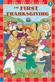 (二手書)Hello Reader Level 3: First Thanksgiving
