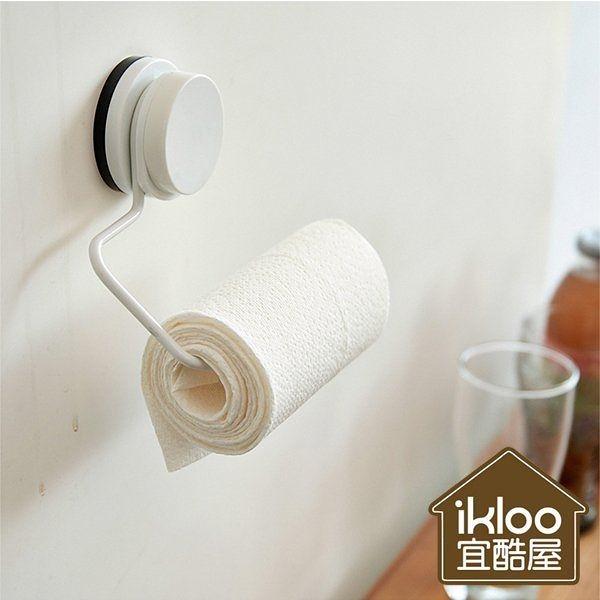 TACO無痕吸盤系列-多功能短掛鉤 無痕掛勾 餐巾紙 客廳 衛浴 廚房用品【SV4689】BO雜貨