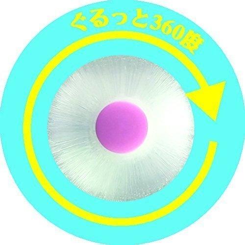 日本品牌【STB Higuchi】蒲公英360°無死角軟刷毛牙刷 CH