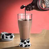 創意懶人杯子隨身攜帶牛奶自動攪拌杯咖啡杯奶牛電動攪拌杯子 【開學季巨惠】