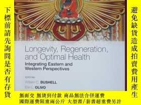 二手書博民逛書店Longevity,罕見Regeneration, and Op