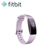 【Fitbit】Inspire HR 智能健身手環 紫框淺粉紫錶帶