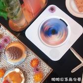 便攜CD機-壁掛式CD機藍芽CD播放機便攜式CD掛墻播放器ins韓國同款HAODUOPAN  YJT  喵喵物語