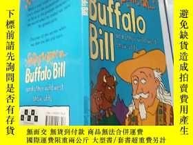 二手書博民逛書店Buffalo罕見Bill and other wild west show-offs 布法羅比爾和其他西部荒野的