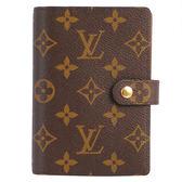 Louis Vuitton LV R20005 經典花紋6孔筆記本 全新 預購【茱麗葉精品】