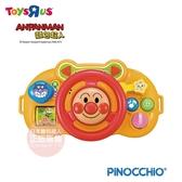 玩具反斗城 BANDAI 麵包超人嬰兒車旋律方向盤