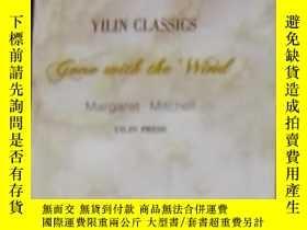二手書博民逛書店國內出版罕見Gone with the Wind by Marg