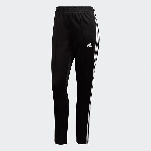 Adidas Must Haves Snap Pants 女款黑色運動長褲 FR5110