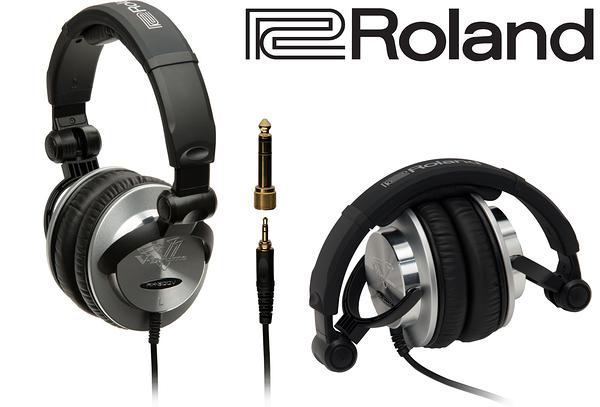 小叮噹的店 - 耳機 樂蘭Roland RH-300V 個人監聽耳機 V-Drums電子鼓耳機