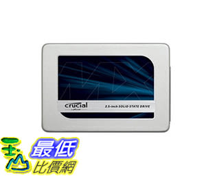 [106美國直購] 固態硬碟 Crucial MX300 2TB SATA 2.5 Inch Internal Solid State Drive - CT2050MX300SSD1