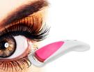 電燙睫毛器便利型mini折疊式電燙睫毛器蜜桃紅電睫毛器 99元
