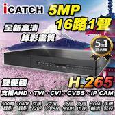 【台灣安防家】可取H.265 16路5MP監控主機AHD DVR雙硬碟適1080P工程級分配放大器