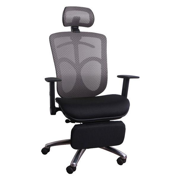 促銷-LOGIS邏爵-奧傑提斯坐臥兩用線控後仰全網椅/電腦椅/辦公椅/主管椅TQ810Z