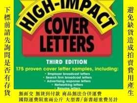 二手書博民逛書店175罕見High-impact Cover LettersY256260 Beatty, Richard H