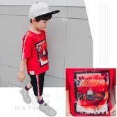 男童夏裝套裝夏季童裝4中大童10-12歲兒童短袖兩件套6潮5 小確幸生活館