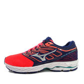 Mizuno Wave Shadow [J1GD173008] 女鞋 運動 慢跑 休閒 避震 透氣 舒適 美津濃 橘銀