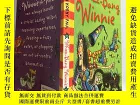 二手書博民逛書店whizz罕見bang winnie 威瑟·邦格·溫尼. Y200392