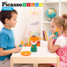 美國畢卡索Picasso Tiles PTC07兒童露營組 一套7件