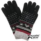 PolarStar 女 觸控保暖手套-星...