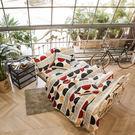 法蘭絨 / 雙人【極簡主義】含兩件枕套 ...