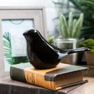 【出清$39元起】摩登黑色小鳥擺飾-生活工場