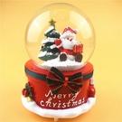聖誕節雪花水晶球音樂盒音樂盒創意生日禮物男女生送閨蜜兒童孩子 【原本良品】