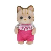 《森林家族-日版》斑紋貓嬰兒 /  JOYBUS玩具百貨