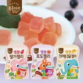 韓國 動物家族風味軟糖 50g 軟糖 糖果 水果軟糖 果汁軟糖 葡萄 韓國軟糖