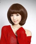 【WDK】 W077 短髮  實拍上市 短直髮 BOBO頭假髮 利落俏麗 短假髮 cosplay 高溫絲
