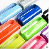 愛收筆盒 大容量文具袋男女學生透明筆袋 洗漱包收納袋    祕密盒子