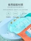 飯兜 寶寶吃飯圍兜嬰兒防水圍嘴輔食飯兜喂兒童小孩硅膠超軟口水兜神器 618狂歡