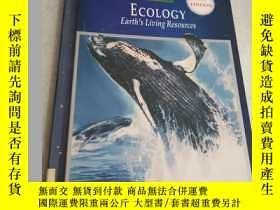 二手書博民逛書店PRENTICE罕見HALL SCIENCE:Ecology:E
