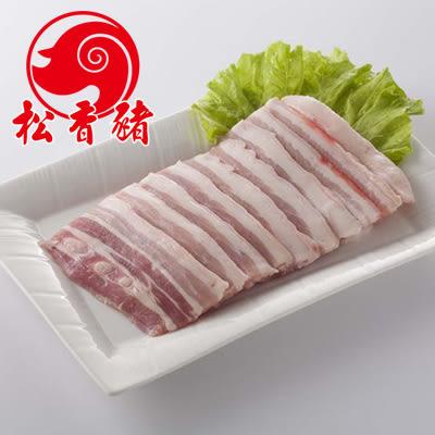 松香豬五花肉燒烤片(200g/包)