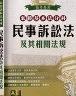 二手書R2YB2019年8月二十版《來勝基本法分科 民事訴訟法及其相關法規》高點