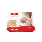NUK 嬰兒乾濕兩用紙巾80抽X6包[衛立兒生活館]