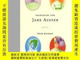 二手書博民逛書店Searching罕見For Jane AustenY25517