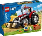 樂高LEGO CITY 拖拉機 60287 TOYeGO 玩具e哥