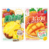 Meiji 明治 果汁QQ軟糖(47g) 鳳梨/芒果 兩款可選【小三美日】