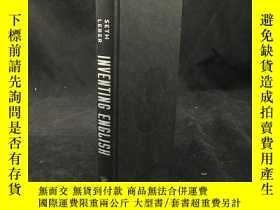 二手書博民逛書店2007年罕見inventing english :a port
