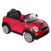 MINI COOPER S COUPE(遙控)雙驅兒童電動玩具車(原廠授權)[衛立兒生活館]