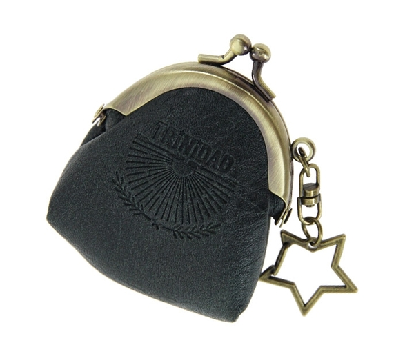 【TRiNiDAD】口金包 Tip&Coin Case Green 鏢盒/鏢袋 DARTS
