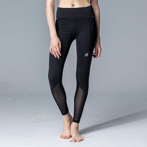 修身九分貼褲TAN167(商品不含配件)- 百貨專櫃品牌 TOUCH AERO 瑜珈服有氧服韻律服