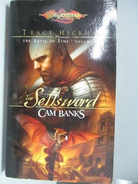 【書寶二手書T1/原文小說_ALU】The Sellsword_Banks, Cam