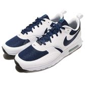 Nike 休閒慢跑鞋 Air Max Vision 白 藍 休閒鞋 運動鞋 氣墊 男鞋【PUMP306】 918230-400
