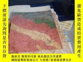 二手書博民逛書店geology罕見and mineral deposits of