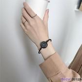 手錶 古風中國風手表女ins風 森系學院風中學生復古文藝簡約小巧小表盤