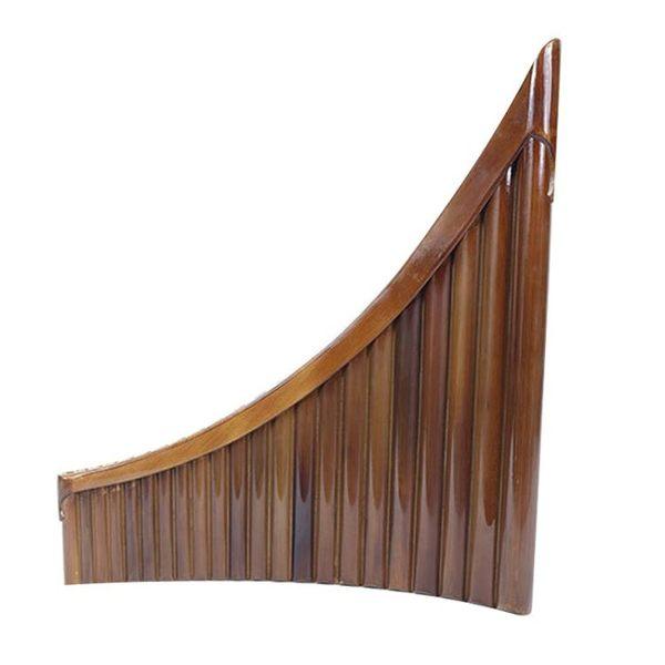 排簫22管專業演奏1學生初學排笛c調左手低音成人排蕭樂器【週年慶免運八折】