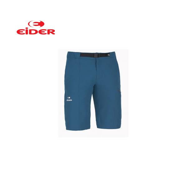 [EiDER] 男排汗透氣抗UV短褲 - 寶藍 (6EIV2909)
